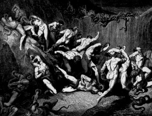 dantes inferno and the perfection of gods justice Open document below is an essay on dante's inferno-direction of god's justice from anti essays, your source for research papers, essays, and term paper examples.