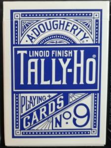 tally ho blue
